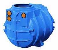 Zbiornik podziemny cylindryczny Blueline II