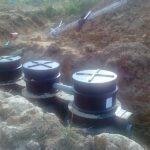 Oczyszczalnia Bioekocent zbiornik