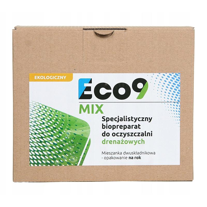 Bakterie do szamba - Eco9 MIX