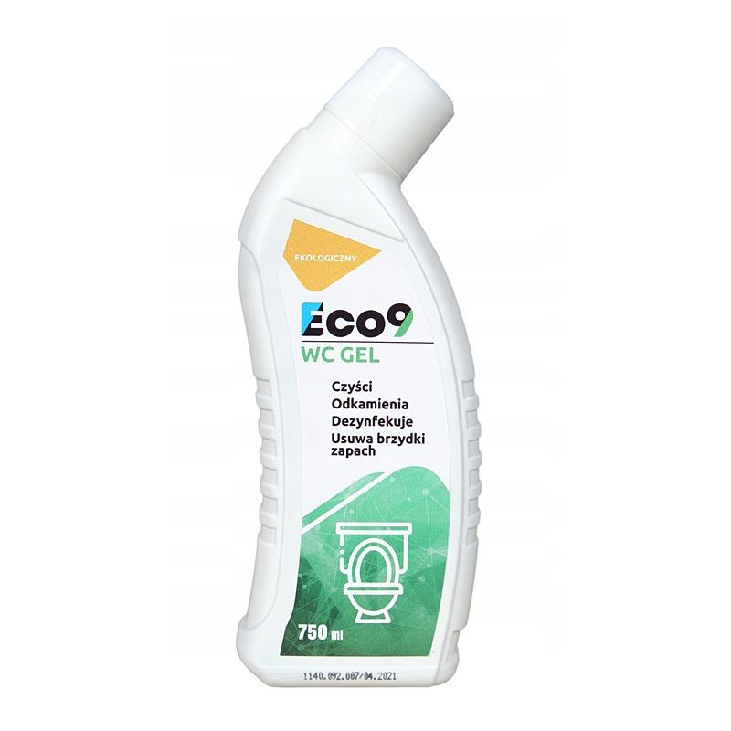 Ekologiczny płyn do WC - Eco9 WC GEL