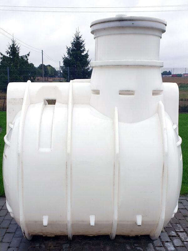 Oczyszczalnia biologiczna SBR Bio Easy Flow dla 5 osób
