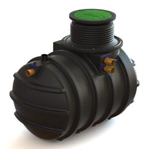 Zbiornik na deszczówkę 3000L BioFicient
