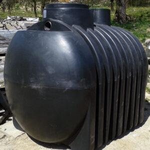 Zbiornik na deszczówkę lub szambo 4000L